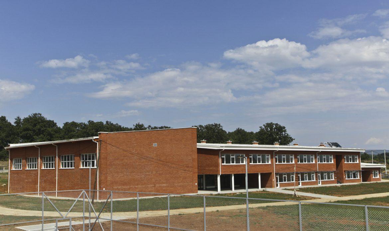 Shkolla Damanek 121