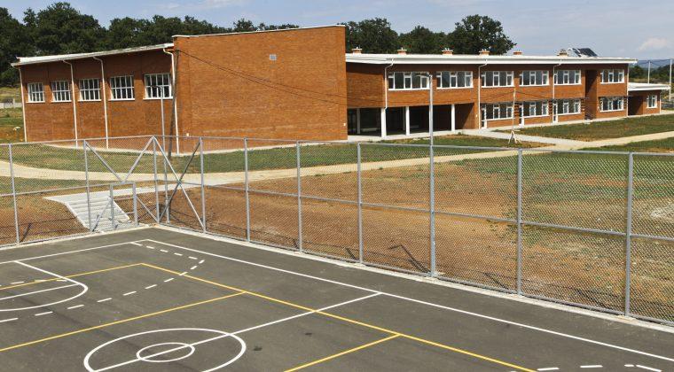 Shkolla Damanek 124